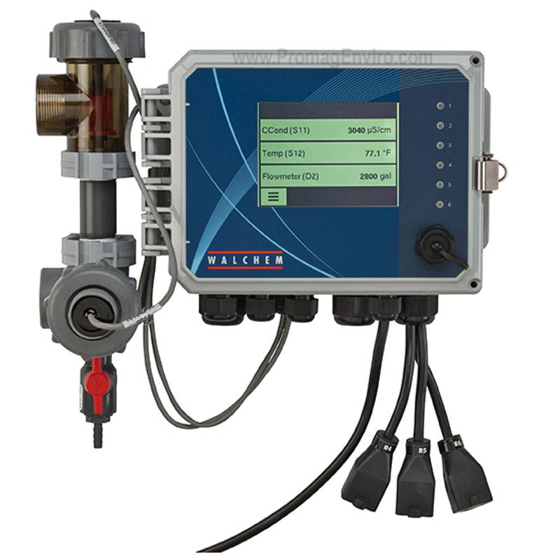 Walchem WCT600 Cooling Tower Controller