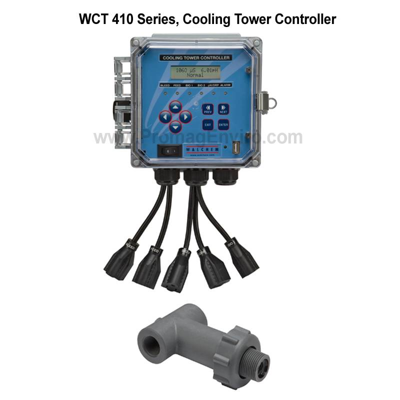 Walchem Wctwdt Series Cooling Tower Controller