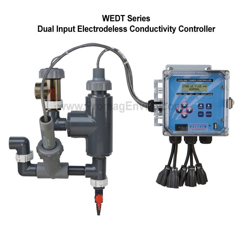 Walchem Wectwedt Series Cooling Tower Controller