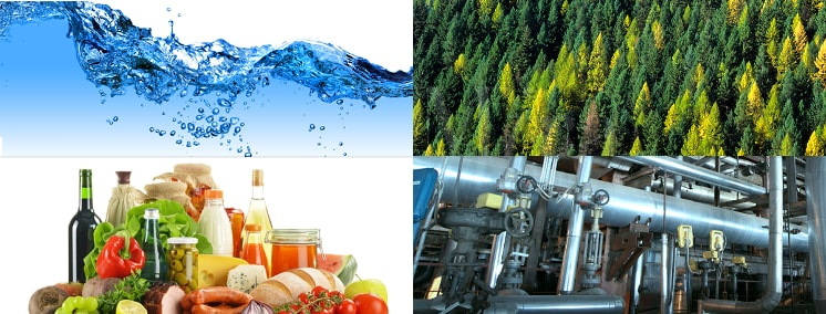 Promag Enviro provides solutions across many industries